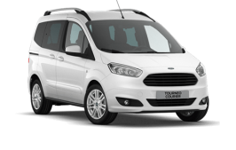 Courier Ford Tourneo